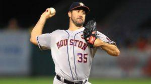 Houston Astros Starting Pitcher